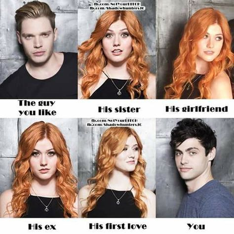 Only if you read mortal instruments
