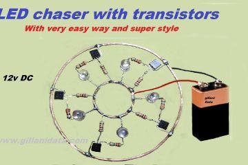 Ir Remote Control On Off Switch Circuit Gillanidata Com Circuito Electronico Electricidad Y Electronica Electronica