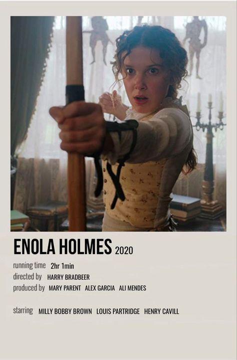 Alone or Enola?