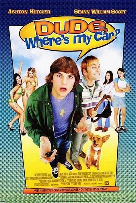 Old School *** (2003, Vince Vaughn, Will Ferrell, Luke