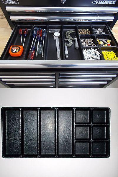 Other Tool Storage 42633 Husky Tool Box Drawer Organizer 10