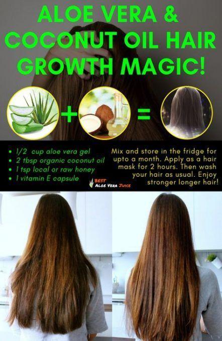 Hair Mask For Growth Coconut Oil Aloe Vera 23 Best Ideas In 2020 Aloe Vera Hair Growth Coconut Oil Hair Growth Hair Mask For Growth