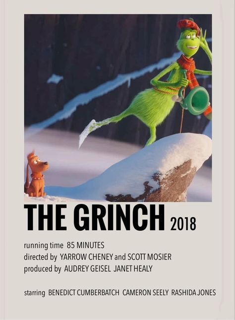 The grinch by Millie