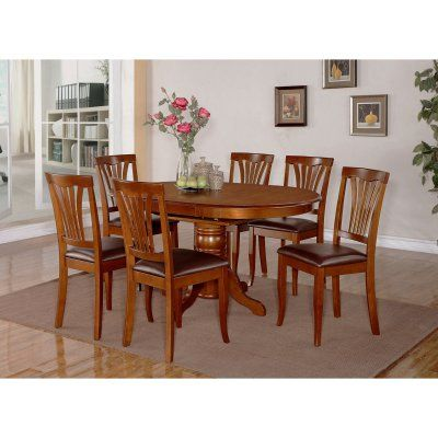East West Furniture Avon 5 Piece Pedestal Oval Dining Table Set Unique Oval Dining Room Table Set 2018