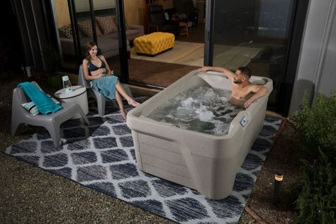 Freeflow Mini 2 Person Hot Tub Mini Hot Tub Hot Tub Tub