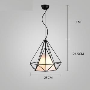 suspension metal lustre suspension lustre