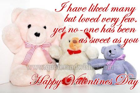 sweet latest romantic valentines day messages