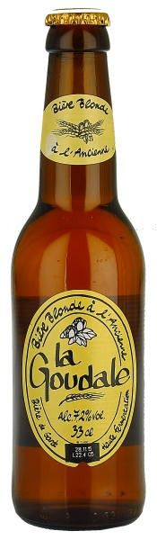 La Goudale Biere Blonde 330ml