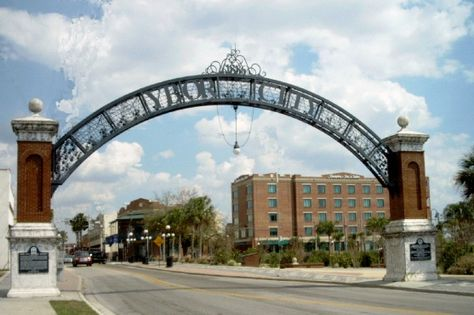 Ybor City Filled With Restaurants Bars Shops And Much More Ybor City City Sydney Harbour Bridge