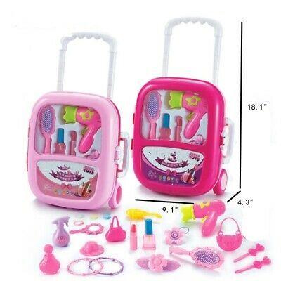 Toys For Girls Age 4 5 6 7 8 9 10 11 Year Old Kids 22 Pc Beautyset Birthday Gift Ebay Baby Developmental Toys Little Girl Toys Toys For Girls