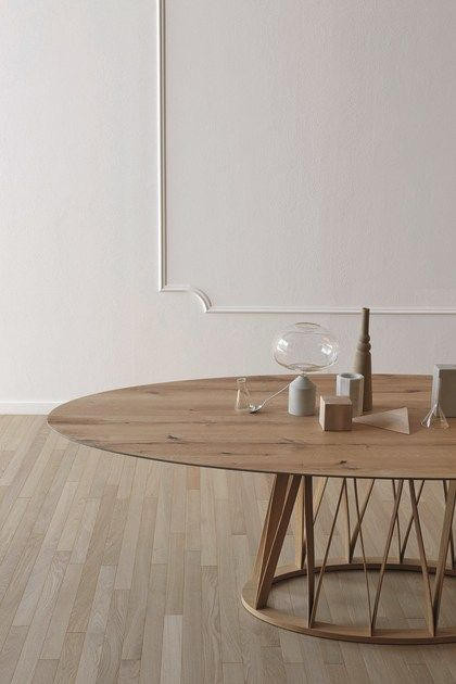 Tavoli Ovali In Legno.Acco Tavolo In Legno Dinner Tables Furniture Dining Table