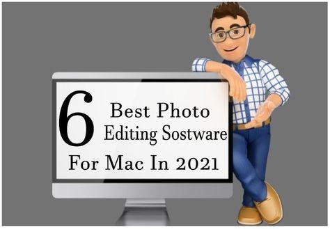 Mac Photo Editing Software