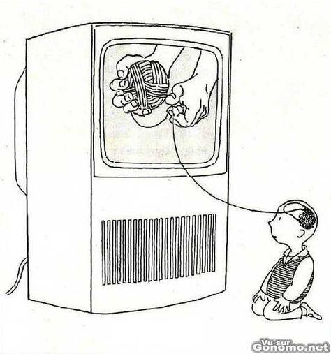 TELEVISION ET IMMAGINATION