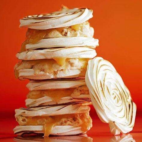 Lemon Meringue Hand Pie
