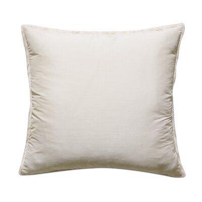 Halo Jadis Snow Faux Fur Throw Pillow