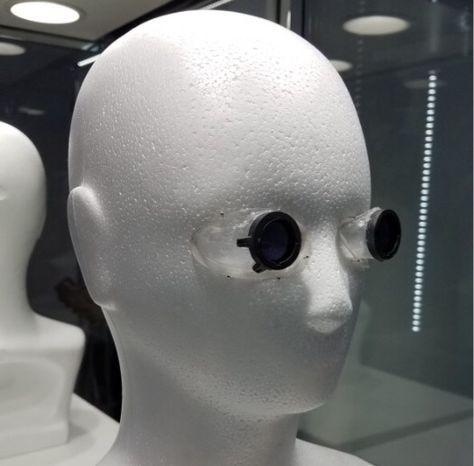 Charmant Shell Head Roboter Mit Drähten Bilder - Elektrische ...
