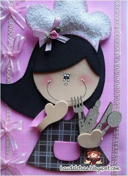 Fomi on Pinterest | Manualidades, Paper Piecing and Puertas