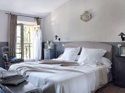 Camere Bianche E Grigie : Grigio pareti e colori