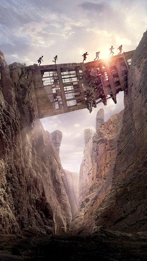 Maze Runner: The Scorch Trials (2015) Phone Wallpaper | Moviemania