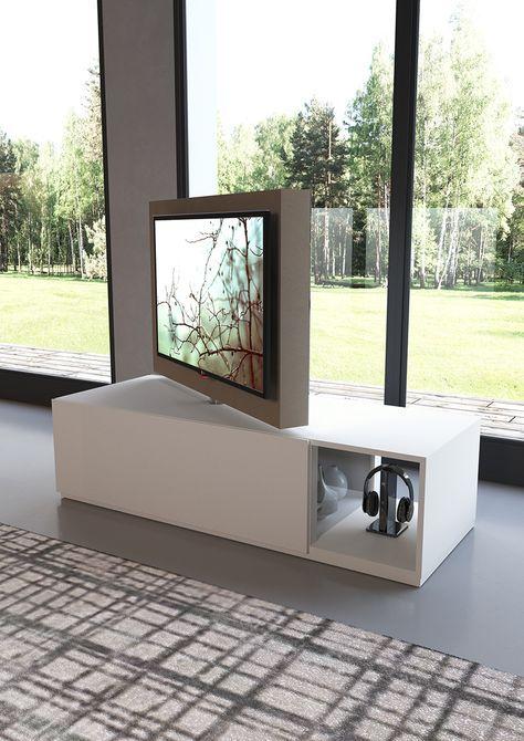Porta Tv Girevole Ikea.Porta Tv Girevole 360 Dettaglio Prodotto Z Big Big Tv