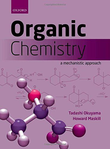Organic Chemistry A Mechanistic Approach Pdf Organic Chemistry Organic Chemistry Books Chemistry Textbook