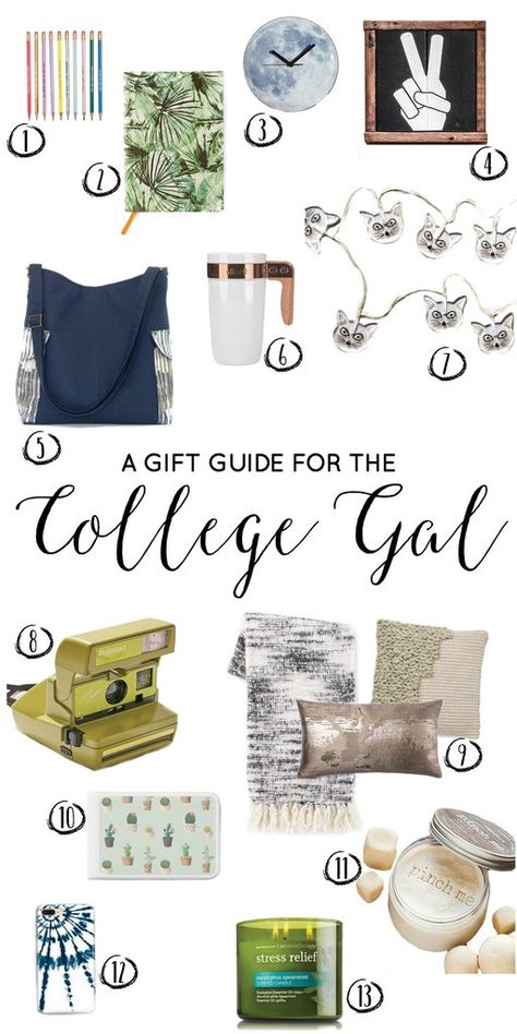 best Christmas Gifts For College Girl Students image collection