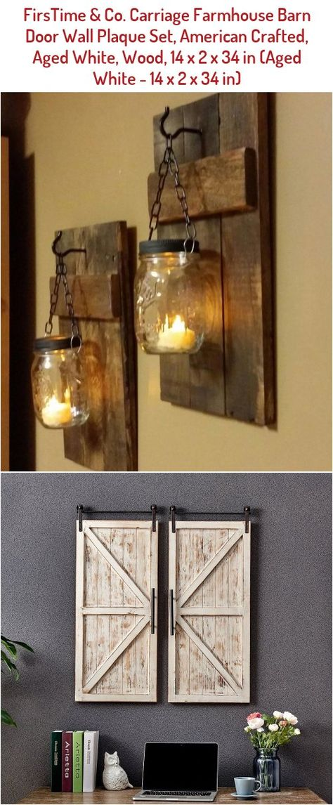 Wall Decor Is A Great Way To Express Your Personal Style Within Your Home Bring Home A Favorite Farmhouse Style With