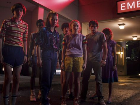 Drive Through a Spooky 'Stranger Things' Pop-Up This Fall
