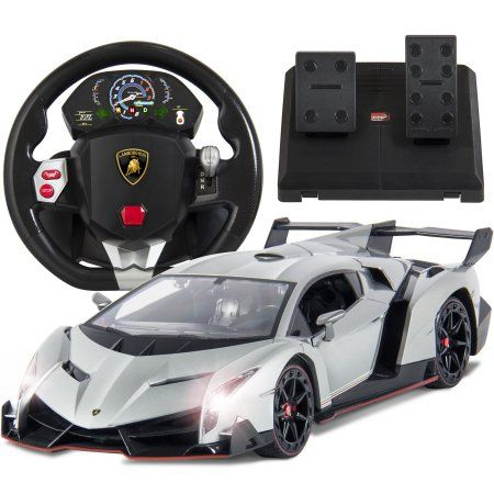 Toys With Images Lamborghini Veneno Remote Control Cars