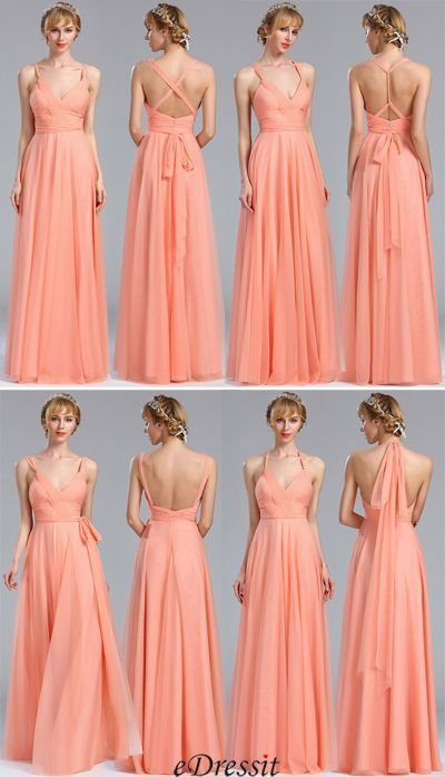 A Guide To Bridesmaids Dresses