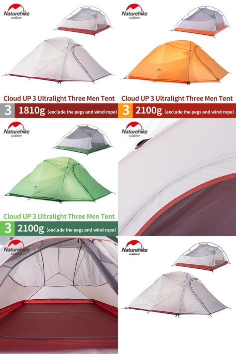 best lightweight 3 man tent