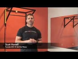 Founder Of Red Dot Fitness Scott Howell Is A Certified Health Amp Fitness Profession Workout Training Programs Group Fitness Classes Group Personal Training