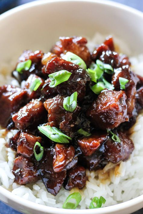 Flavor explosion in your plate-try this sticky caramelized pork and you will enjoy every bite of it,i promise! What can i say about the most delicious pork i ever tried? A perfect balance of salt […]