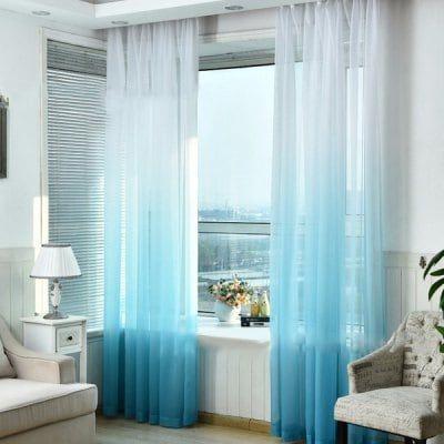 Stylish Window Screen Sheer Curtain Sale Price Reviews