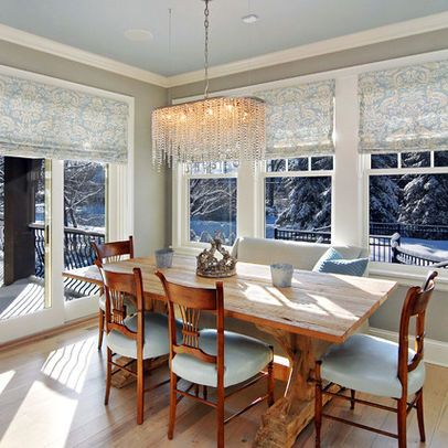 21 Dining Room Windows Ideas