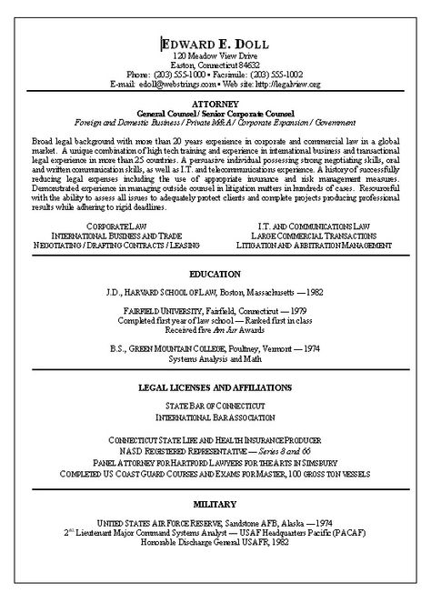 corporate lawyer resume sample  resume examples sample