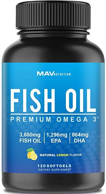 Best Fish Oil Supplements In 2020 Reviews