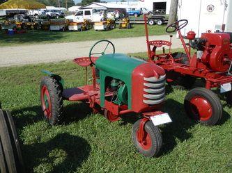 Our Garden Tractors Rare Garden Tractors Garden Tractor Tractors Tractor Idea