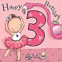 Bildergebnis Fur 3 Geburtstag Madchen Geburtstag
