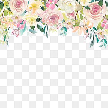 Acuarela Floral Flor Marco Boda Invitacion Marco Geometrico Antecedentes Modelo Flor Png Y Psd Para Descargar Gratis Pngtree In 2020 Floral Border Design Floral Wreath Watercolor Watercolor Flower Background