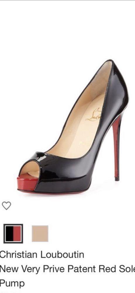 634e6d27f2e new christian louboutin shoes size 39 #fashion #clothing #shoes ...