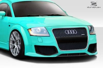 Audi Tt Regulator Gt Duraflex Front Body Kit Bumper 114182 Audi Tt Audi Body Kit