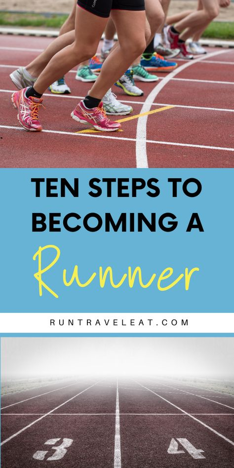 A complete guide for anyone who wants to start running! These are ten simple things to consider before you lace up your running shoes for the first time. Go from zero to runner! #runner #runnersworld #runnersofinstagram #runningtips #running #runningforbeginners #runningforweightloss