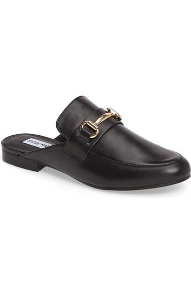 e93ba66178f Steve Madden Laaura Backless Loafer (Women) available at  Nordstrom ...