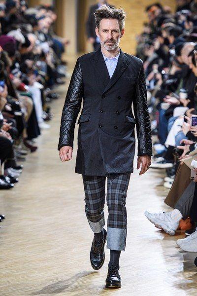 Junya Watanabe Spring 2016 Menswear Fashion Show W 2020 Moda
