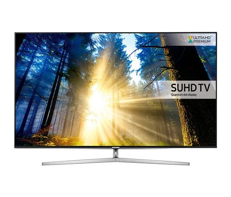 SAMSUNG UE55KS8000 55 inch 4K Ultra HD Premium Smart LED TV Freeview HD Freesat HD