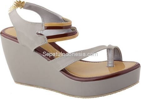Sepatu Wanita Jkc 17 208 Sintetik Cream 36 40 Rp 208 800