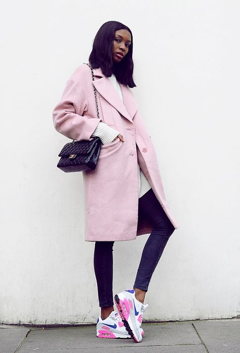 15 Bundled-Up Outfits Good Enough for Even the Biggest Winter Storm via @WhoWhatWear