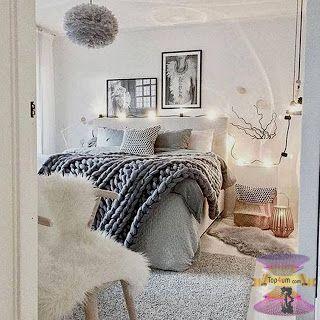 غرف نوم بنات مودرن للصبايا من احدث ديكورات غرف الفتيات المراهقات 2021 Bedroom Decor Cozy Cozy Bedroom Furniture Cozy Small Bedrooms