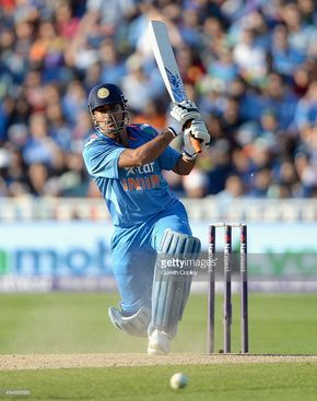 Mahendra Singh Dhoni Of India Bats During The Natwest International T20 Between England And India At Edg Ms Dhoni Wallpapers Dhoni Wallpapers Cricket World Cup